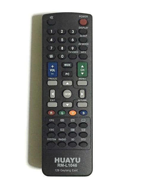 Sharp TV Remote Control
