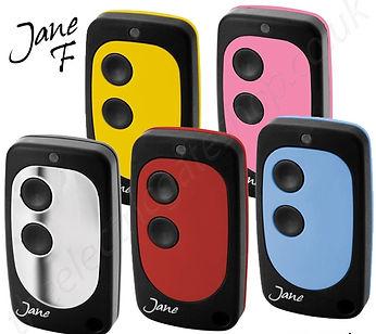 Jane Auto Gate Remote Control