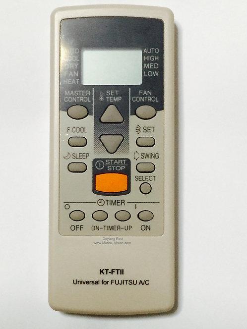 Fujitsu Air-Con Remote