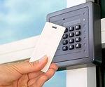 Duplicate Door Access Card