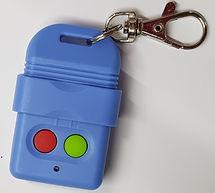 Auto Gate Remote Duplicate