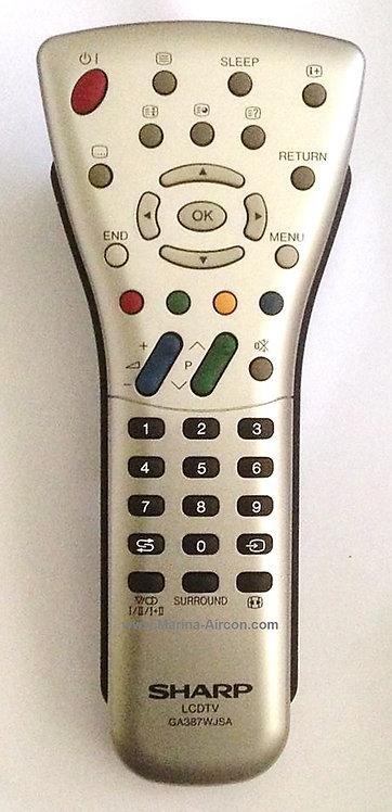 Sharp TV Remote Control (Original)