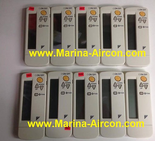Daikin Air Conditioning Remote BRC4C153/154