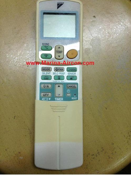 Daikin Air Conditioning Remote Control