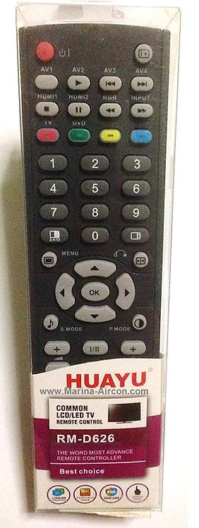 Hitachi TV Remote Control