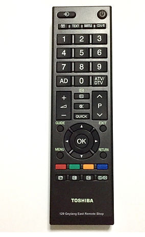Toshiba LED TV Remote Control