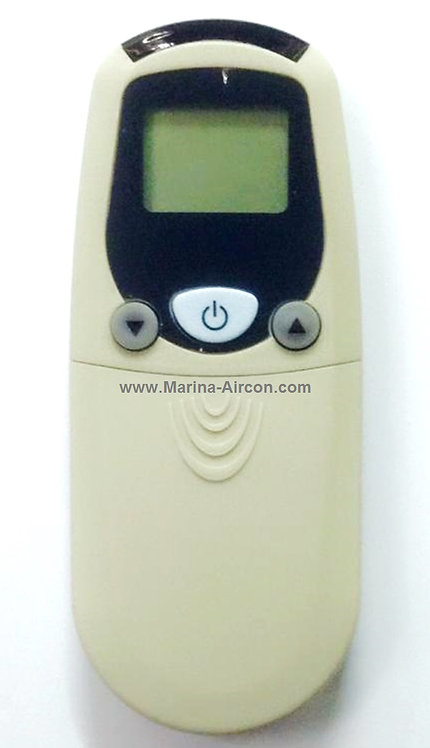 MacQuay Air-Con Remote Control