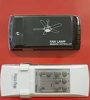 Genuine Original Posco Peak Remote Control Set