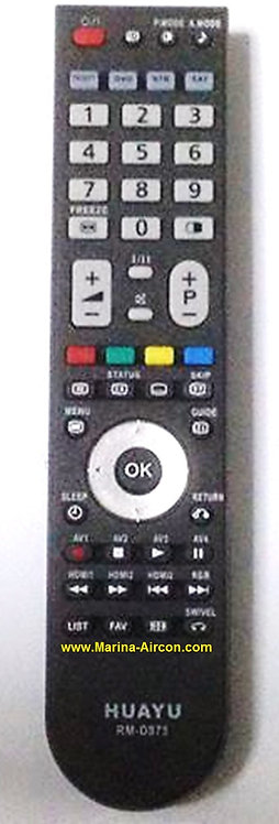 Hitachi TV Remote Control
