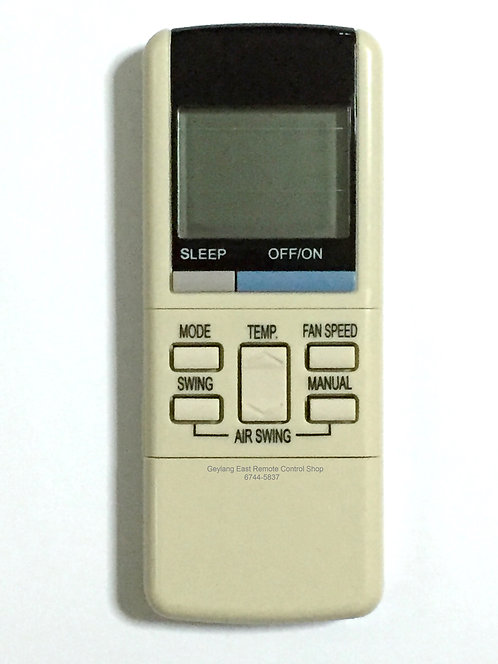 National Air-Con Remote Control (Replacement)