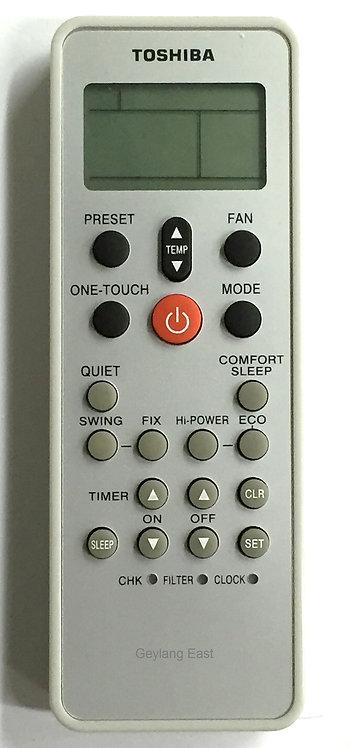Toshiba Air-Con Remote Control