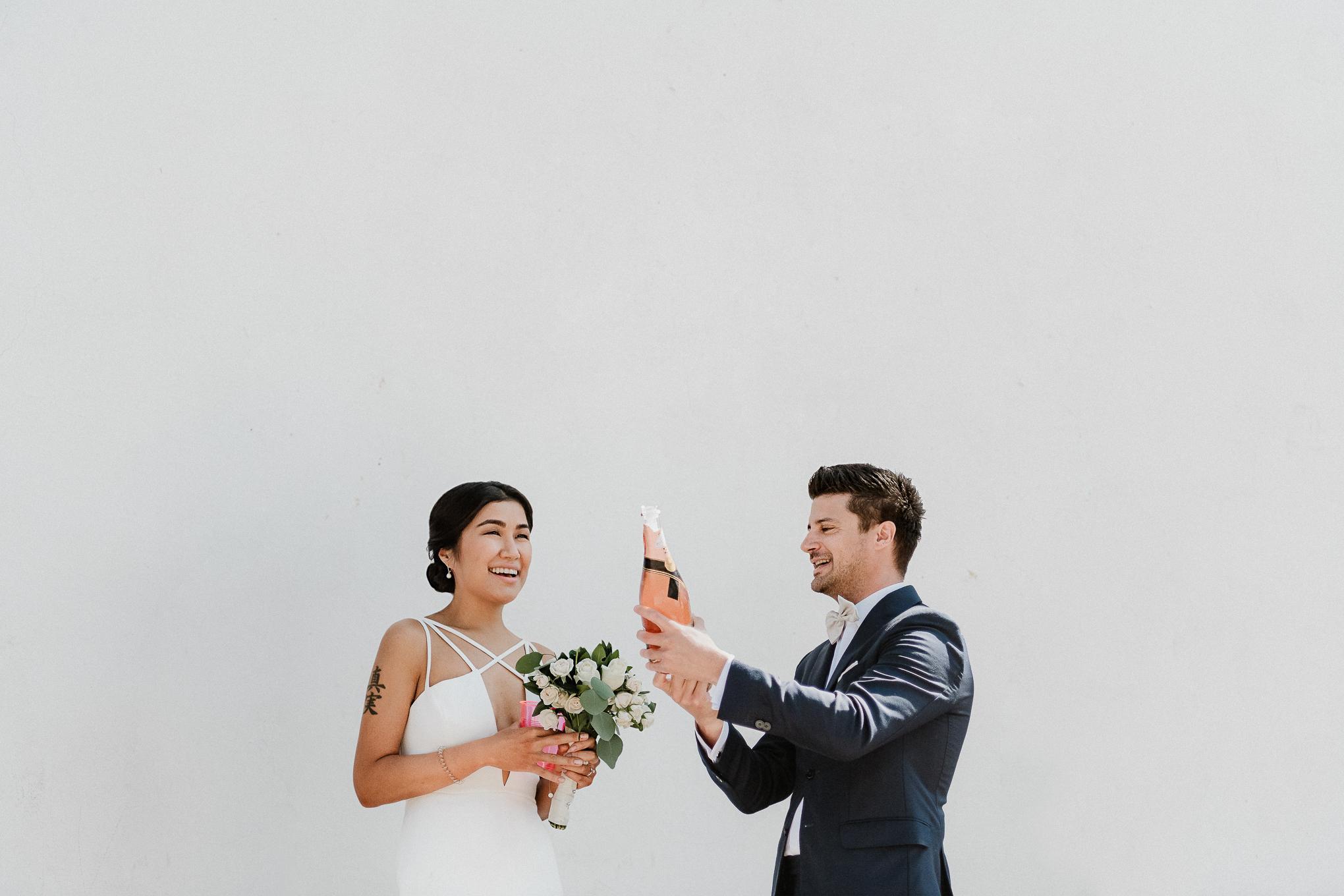 Sariya y Mirko - Vermel