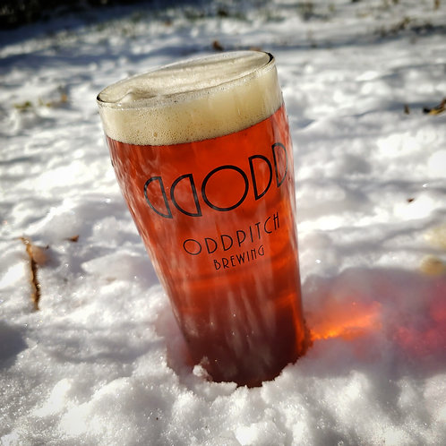 OddPitch Pint Glass