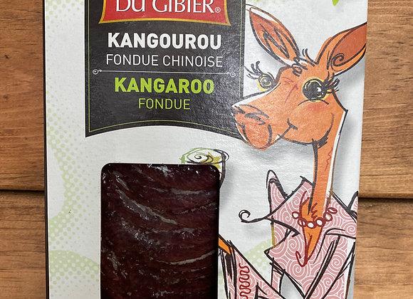 Fondue Chinoise - Kangourou