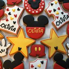 Olivia is 1