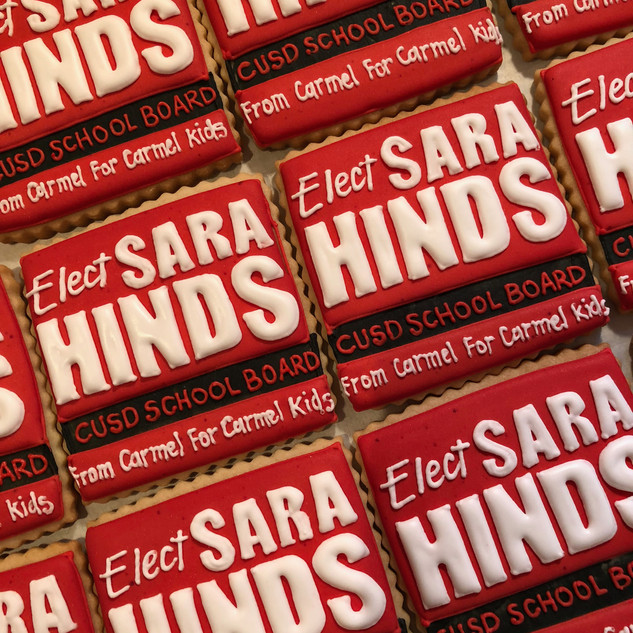 Sara Hinds for School Board