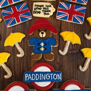 Paddington Bear Baby Shower