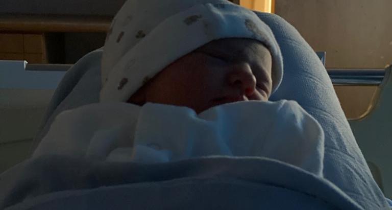 Maya's Birth- A story of calm, strength and feeling like a superhero!