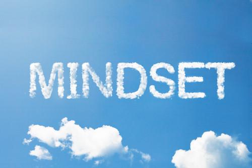 The mindset effect...