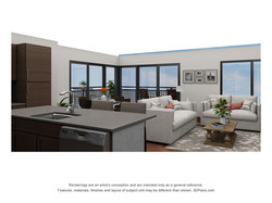 2 Bedroom, Corner Unit - B2A & B2B