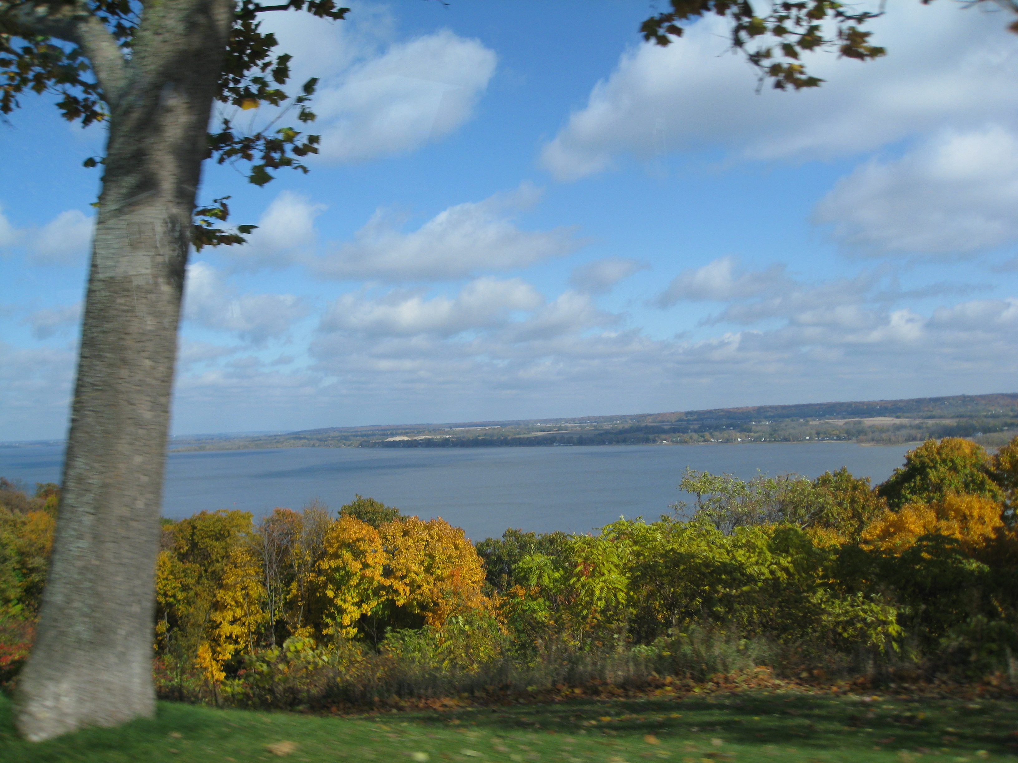 Grandview Drive vistas