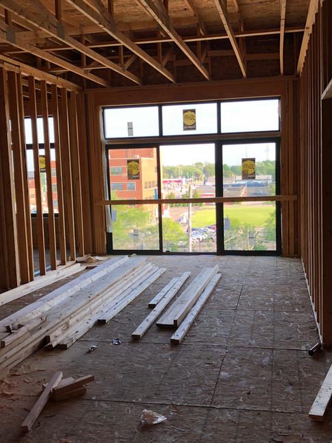Livingroom/Kitchen Windows