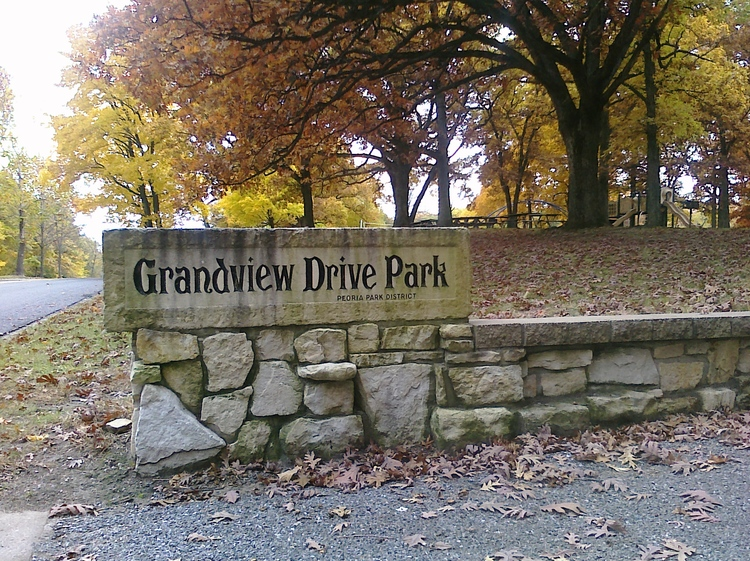 Grandview Drive is a designated park