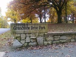 Grandview Drive is a designated park