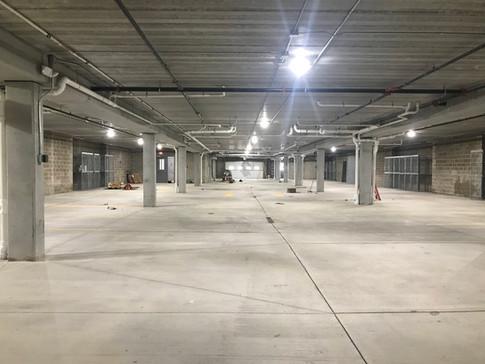 The Parking Garage