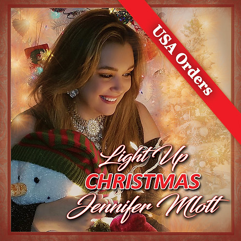 Light Up Christmas (Album)  - (Inside USA Orders)