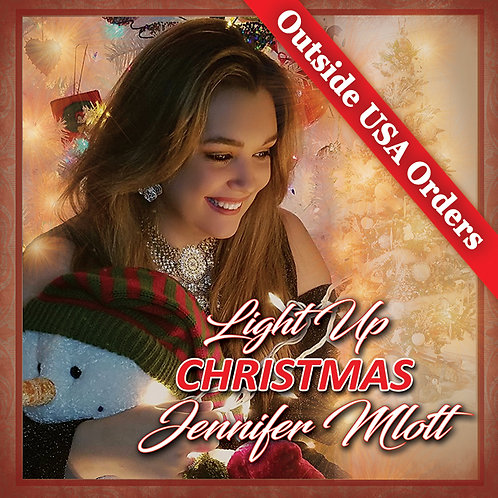 Light Up Christmas (Album) - (Outside USA Orders)
