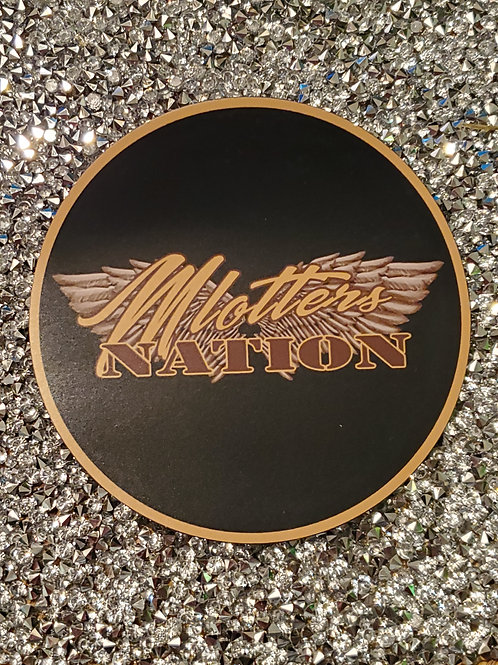 Mlotters Nation Magnet