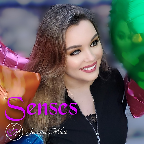 """Senses"" Digital MP3"