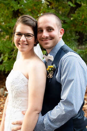 Wedding Photography at Wintergreen Woods