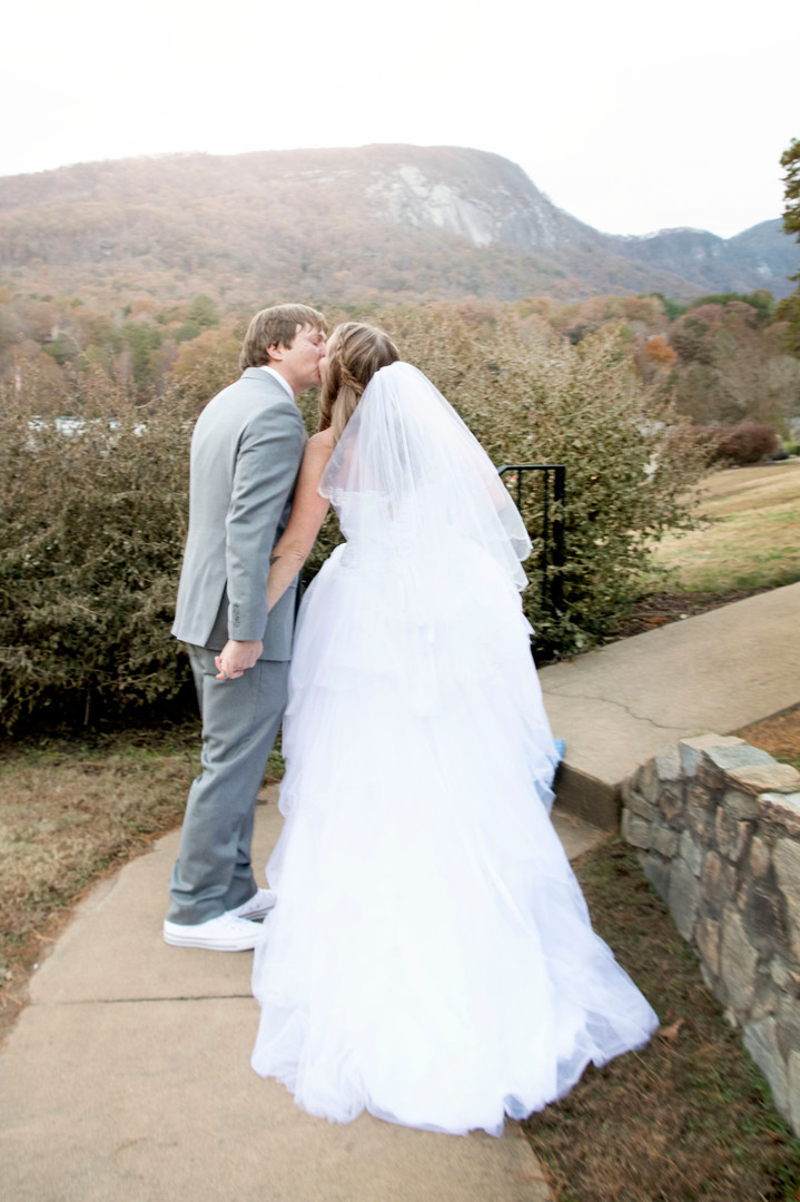 Wedding Photography at Rumbling Bald Resort at Lake Lure