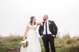 Wedding Photography at Max Patch, NC