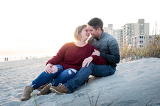 Engagement Photography at Myrtle Beach SC