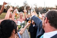 Wedding Photography at The Ole Oak Barn