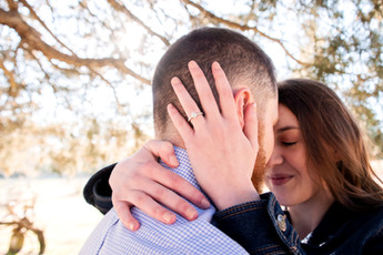 Engagement Photography with A Russtic Touch Photography