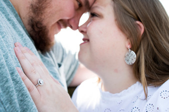 Engagement Photography at Palmetto Trail SC