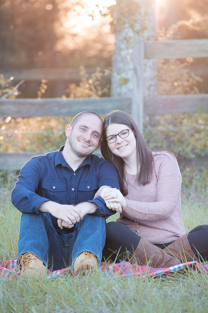 Engagement Photography in Eastover SC