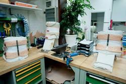 Atelier sur place