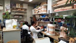 Techniciens orthopédiques qualifiés