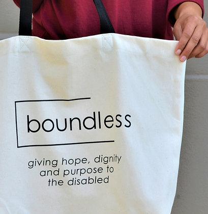 Boundless - Material Shopper Bags