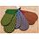 Thumbnail: Shweshwe - Boundless, Oven Gloves