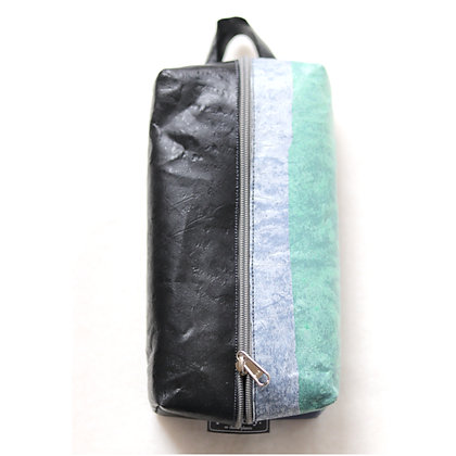 Upcycle - Plasticity, Colourful Toiletry Bag