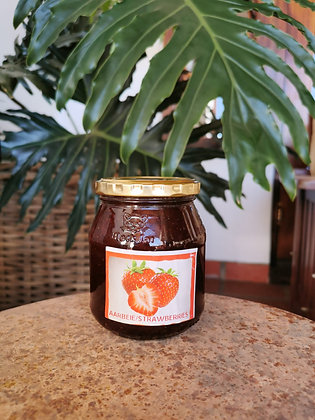Jam - TotHierToe, Strawberry Jam