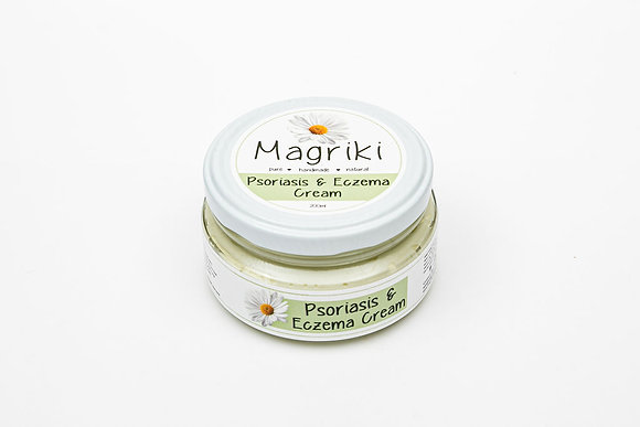 Body - Psoriasis & Eczema Cream, Magriki Naturals