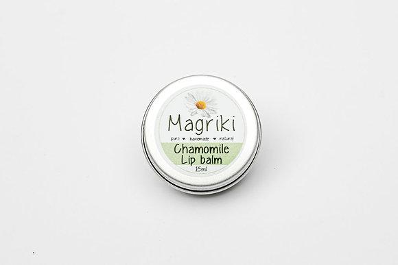 Face - Magriki Naturals, Lip Balm, Chamomile