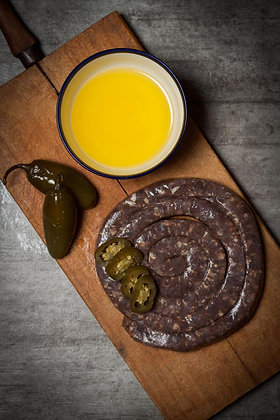 Meat - Die Vleishaak, Jalapeno Boerewors